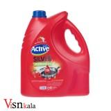 مایع ظرفشویی توت فرنگی اکتیو 3750 گرم