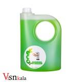 مایع دستشویی 4 لیتر گلیسیرین eco آبی