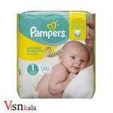 پوشک کودک پمپرز Premium سایز 1