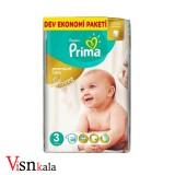 پوشک کودک پریما ضد حساسیت سایز 3