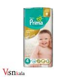 پوشک کودک پریما ضد حساسیت سایز 4