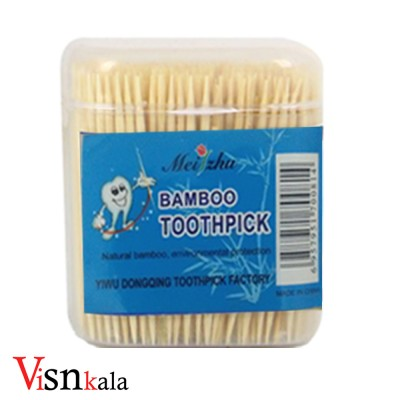 خلال دندان چوبی Bamboo