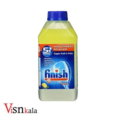 جرمگیر ماشین ظرفشویی 250 میل 5X لیمویی فینیش