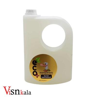 مایع دستشویی Eco گلیسیرین 4 لیتر طلایی
