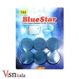 قرص بوگیر و تمیز کننده 6 عددی توالت فرنگی Blue Star