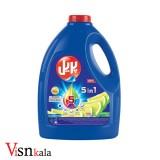 مایع ظرفشویی لیمو پریل 3750 گرم