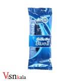 تیغ پنج عددی BLUE2 بدون صابون ژیلت