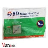 سرنگ انسولین BD حجم 0.3 سی سی